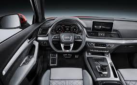 Audi Q5 Chestnut Brown Interior Audi Q5 Suv 2017 Suv Drive