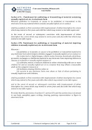it act 2000 penalties offences with case studies