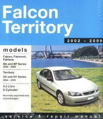 haynes ford falcon au repair manual 28 images ford falcon au 6