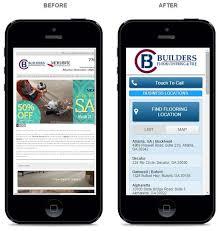 responsive web design portfolio gwinnett web design