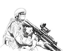 99 ideas army men coloring pages www gerardduchemann