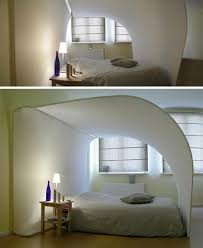 Bed Frame With Tv Built In Cocoon Bed With Built In Projection Tv But In
