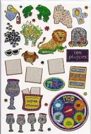 passover stickers stickers passover