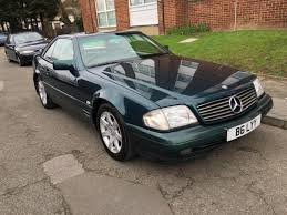 mercedes sl280 1996 mercedes sl 280 automatic convertible in east