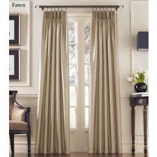Curtain Rods Ikea by Decorating Elegant Cream Kohls Drapes With Cheap Curtain Rods And