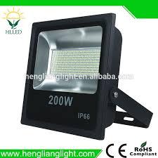 200w led flood light ultra slim outdoor ip66 super bright high power smd 100w 200w led