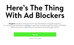 Blockers Ad Blockers Will Win The Ad Blocking Arms Race Boing Boing