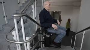 Garaventa Stair Lift by