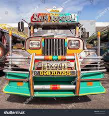 philippine jeepney manila philippines february 26 jeepney on stock photo 433246957