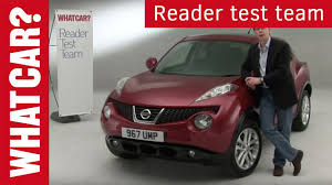 car nissan nissan juke customer reviews what car youtube