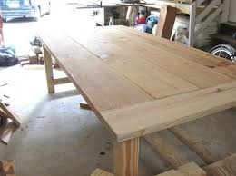 Making Dining Room Table For Goodly Dining Room Diy Dining Table