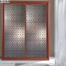 glass door tinting film online get cheap stained glass pattern aliexpress com alibaba group