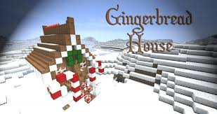 gingerbread house minecraft project minecraft house pinterest