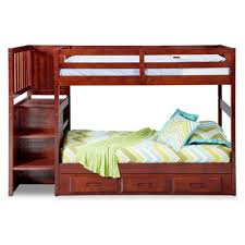 Build Twin Bunk Beds by Bunk Beds Mainstays Twin Over Twin Wood Bunk Bed Assembly