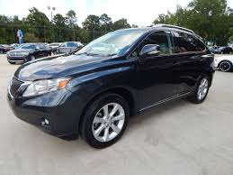 lexus rx 350 manual 2010 used 2010 lexus rx 350 base for sale in richland ms vin