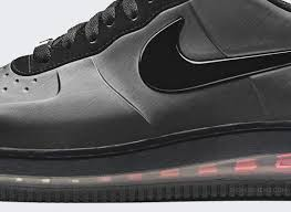 black friday nike nike air force 1 foamposite max u201cblack friday u201d sneakernews com