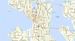 Amazon Seattle Map by Spu Lead Testing Shows Seattle Water Is Safe King5 Com