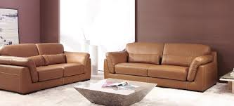 Leather Sofas Sets Sofa Extraordinary Brown Sofa Set Set Of Brown Leather Sofa