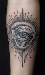 eye wolf krampus hand clock and heart david tejero tattoos