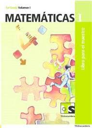 libro texto matematicas sexto grado ciclo 2015 2016 matemáticas i vol 1 2 libro para el maestro primer grado pdf