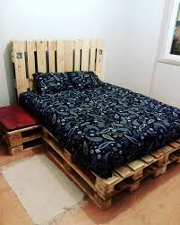 pallet bed and coffee table project pallet furniture
