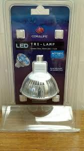 3 watt led aquarium lights coralife led aquarium lights tri l actinic l ebay