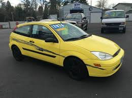 2001 Ford Focus Zx3 Interior 2001 Ford Focus For Sale Carsforsale Com