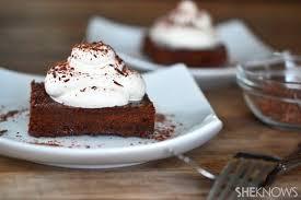 gluten free chocolate tres leches cake