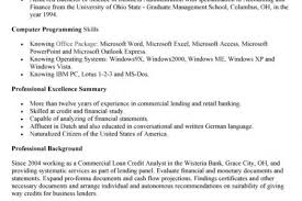 Credit Analyst Resume Sample by Business Analyst Quantitative Analyst Resume Credit Analyst Resume