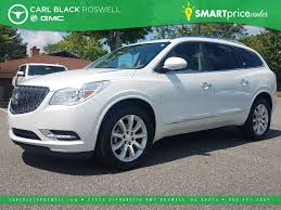 2017 used buick enclave for sale roswell ga c200330