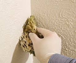 how to texture your walls using joint compound diy pinterest