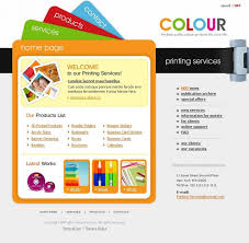website template 21312 print store polygraphy custom printing