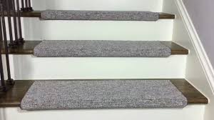 bullnose carpet stair treads beautiful stair tread covers make an
