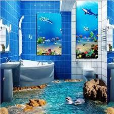 3d bathroom flooring 3d flooring 3d floor murals 3d epoxy floors for sale