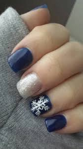 87 best nails images on pinterest snowflake nail design
