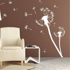 Dandelion Wall Decal Trendy Wall Designs - Wall design decals
