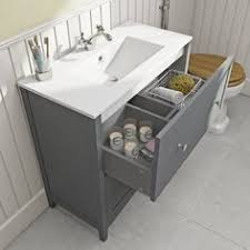 Roca Bathroom Vanity Units Roca Victoria 2 Drawer Bathroom Vanity Unit With Basin 600mm W