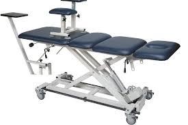 armedica hi lo treatment tables armedica am bax 4000 bar activated hi low traction treatment table
