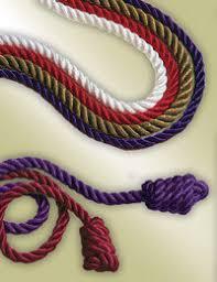 clergy cords premium cincture cords 12236 set of 4 liturgical colors clergy