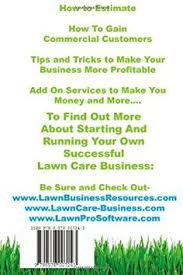 lawn service invoice  lawn care invoice forms  customizable  with lawn care business guide the definitive guide to starting and running your  own successful lawn from pinterestcom