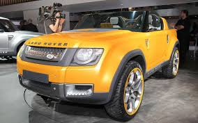 pajero land rover 2011 frankfurt land rover dc100 and dc100 sport photo u0026 image gallery
