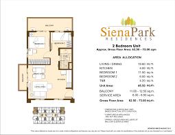 north park residences floor plan siena park residences condominium at parañaque ownmoko