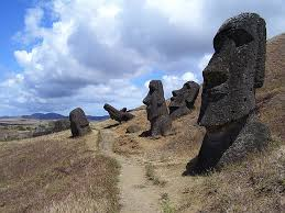 where did easter island inhabitants really come from news in
