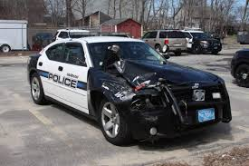 wareham man charged with dui after police car crash wareham ma