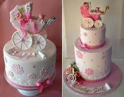 baby carriage cake tortas carro de bebé de la vendimia por dulce rubí tortas au