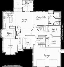3 bedroom ranch house floor plans one story house plans ranch house plans 3 bedroom house plans