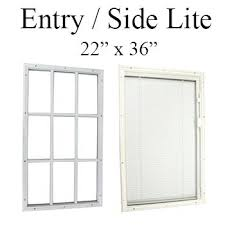 Window Inserts For Exterior Doors Entry Door Glass Inserts Craftsman Glass Insert For Fiberglass
