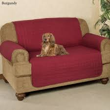 Sofa Loveseat Recliner by Microfiber Pet Furniture Covers With Tuck In Flaps