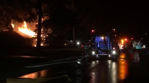 Lights On The Neuse Pitt County Lightning Strike May Be Cause Of House Fire