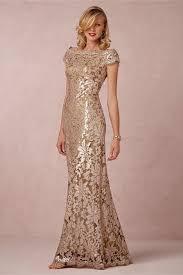 metallic gold bridesmaid dresses 20 gorgeous and glamourous metallic wedding dresses